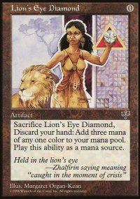 Lion's Eye Diamond - Mirage