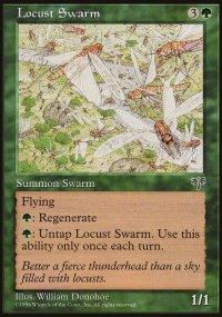 Locust Swarm - Mirage