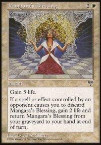 Mangara's Blessing - Mirage