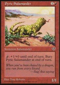 Pyric Salamander - Mirage