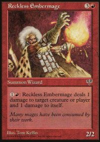 Reckless Embermage - Mirage