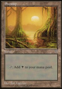 Swamp 1 - Mirage