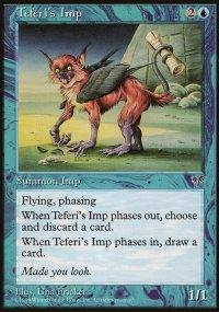 Teferi's Imp - Mirage