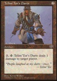 Telim'Tor's Darts - Mirage