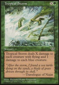 Tropical Storm - Mirage