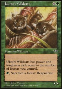 Uktabi Wildcats - Mirage