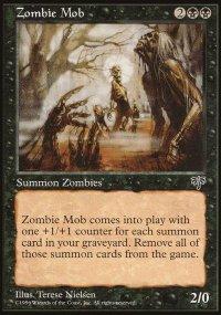 Zombie Mob - Mirage