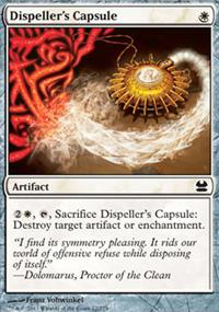 Dispeller's Capsule - Modern Masters