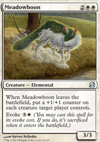 Meadowboon - Modern Masters