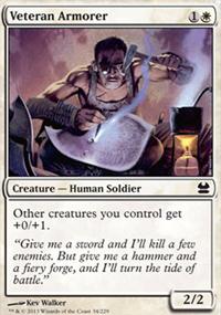 Veteran Armorer - Modern Masters