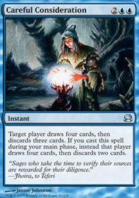 Careful Consideration - Modern Masters