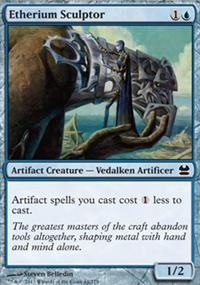 Etherium Sculptor - Modern Masters