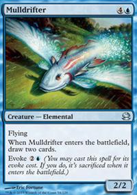 Mulldrifter - Modern Masters