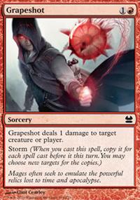 Grapeshot - Modern Masters