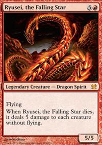 Ryusei, the Falling Star - Modern Masters