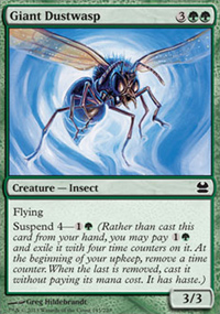 Giant Dustwasp - Modern Masters