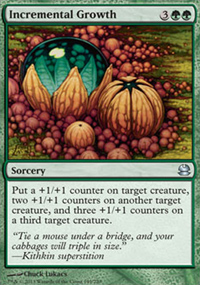 Incremental Growth - Modern Masters