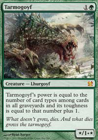 Tarmogoyf - Modern Masters