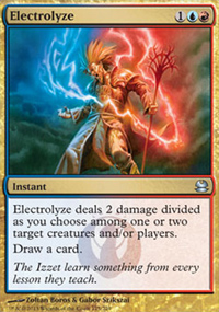 Electrolyze - Modern Masters