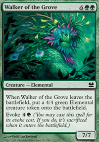 Walker of the Grove - Modern Masters