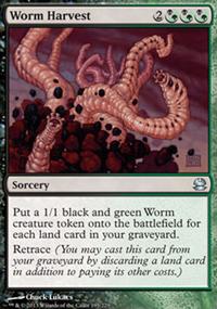 Worm Harvest - Modern Masters