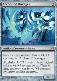 Arcbound Ravager - Modern Masters