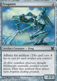 Frogmite - Modern Masters