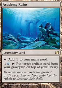 Academy Ruins - Modern Masters