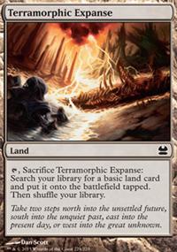 Terramorphic Expanse - Modern Masters