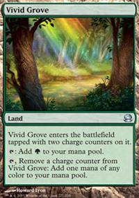 Vivid Grove - Modern Masters