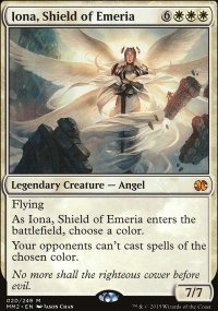 Iona, Shield of Emeria - Modern Masters 2015