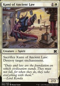 Kami of Ancient Law - Modern Masters 2015