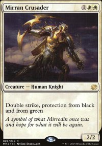Mirran Crusader - Modern Masters 2015