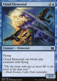 Cloud Elemental - Modern Masters 2015