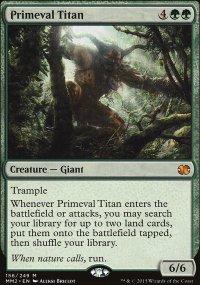 Primeval Titan - Modern Masters 2015