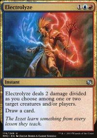 Electrolyze - Modern Masters 2015