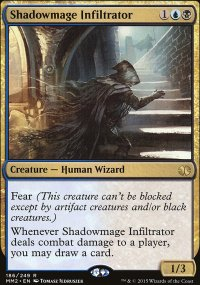 Shadowmage Infiltrator - Modern Masters 2015