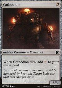 Cathodion - Modern Masters 2015