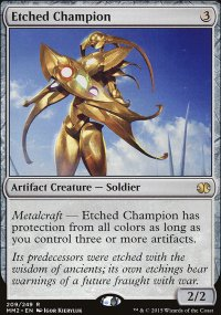 Etched Champion - Modern Masters 2015