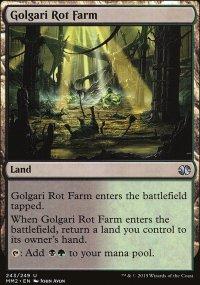 Golgari Rot Farm - Modern Masters 2015