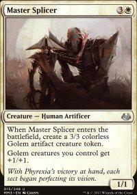 Master Splicer - Modern Masters 2017