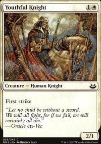 Youthful Knight - Modern Masters 2017