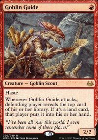 Goblin Guide - Modern Masters 2017