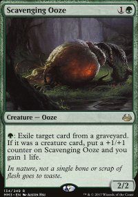 Scavenging Ooze - Modern Masters 2017