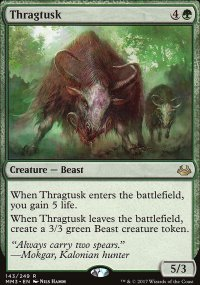 Thragtusk - Modern Masters 2017
