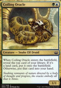 Coiling Oracle - Modern Masters 2017
