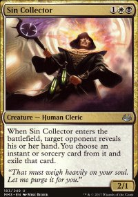 Sin Collector - Modern Masters 2017