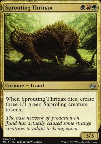 Sprouting Thrinax - Modern Masters 2017