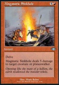 Magmatic Sinkhole - Modern Horizons Reprints