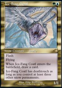 Ice-Fang Coatl - Modern Horizons Reprints
